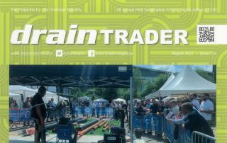 Draintrader August 2019