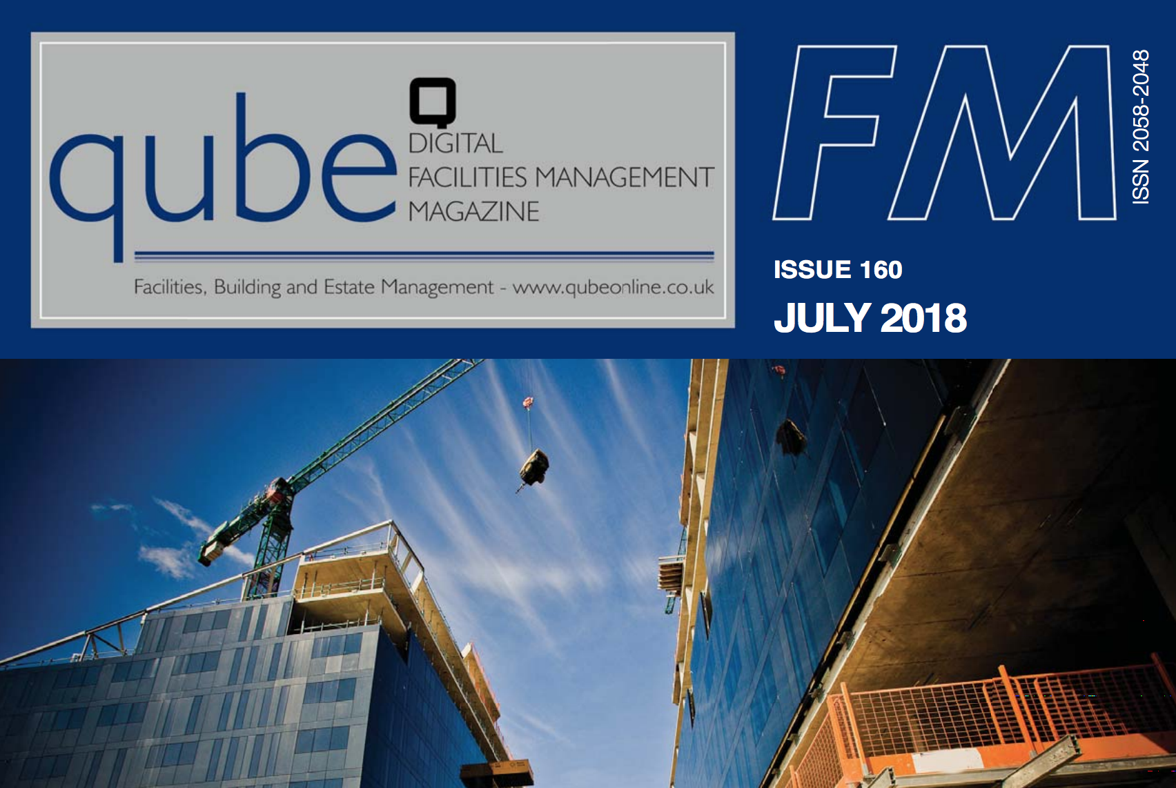 How Technology Can Improve Health & Safety For Trades Companies - Featured in QUBE magazine