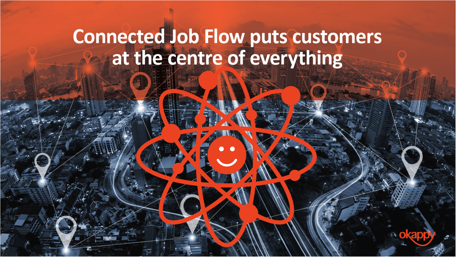 connected job flow