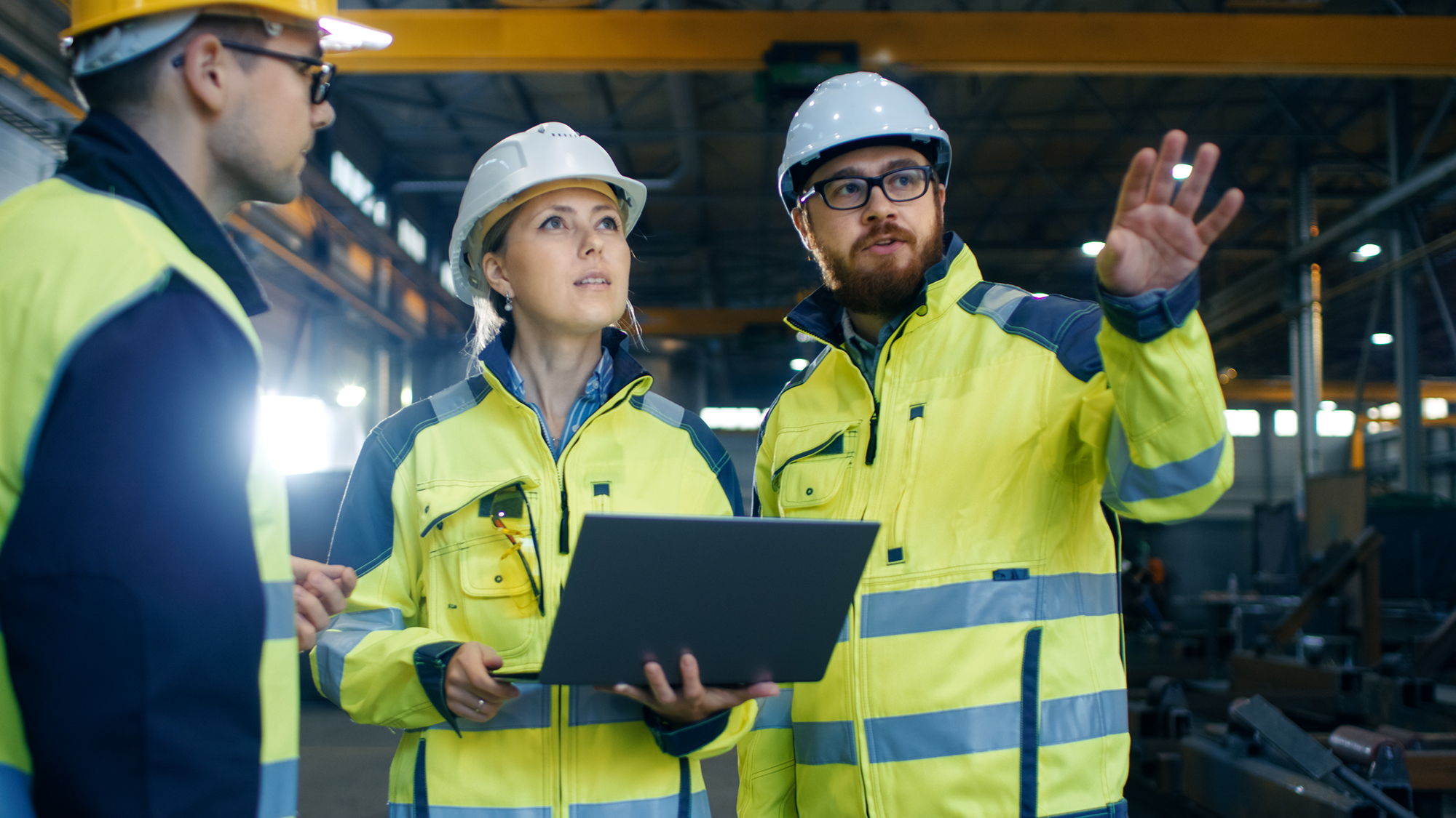 Improving Productivity in Construction