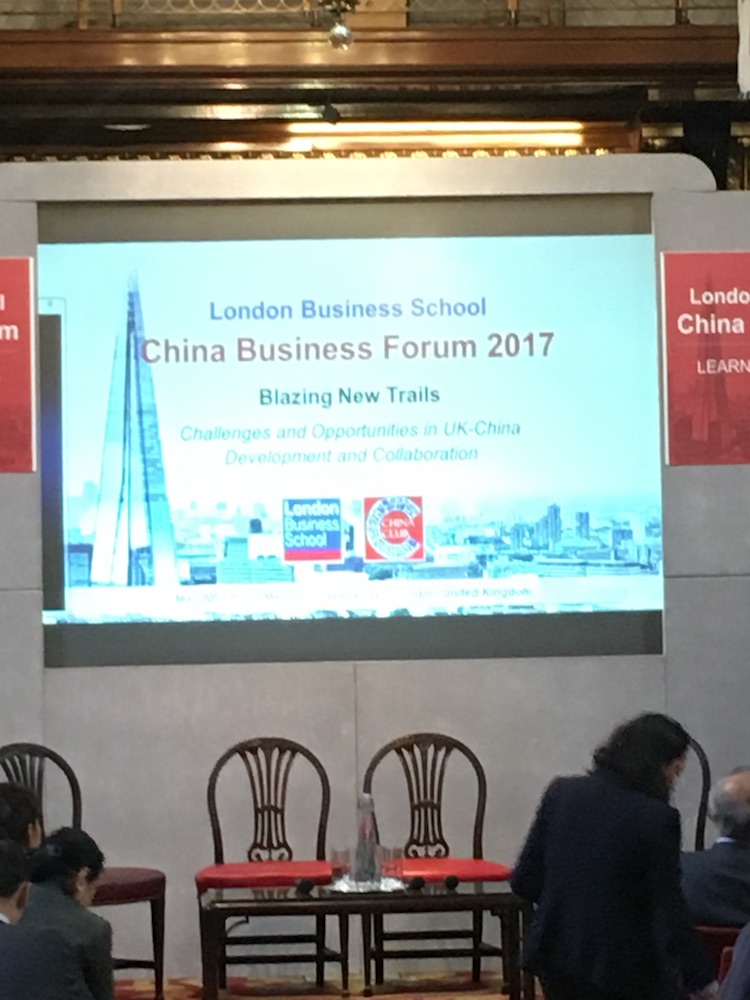 London Business School China Business Forum