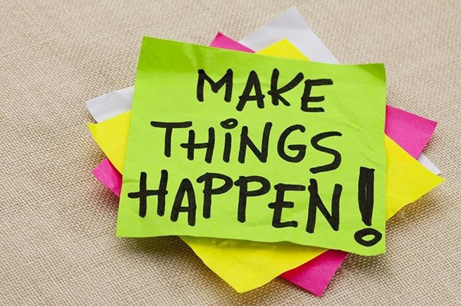 Make things happen image