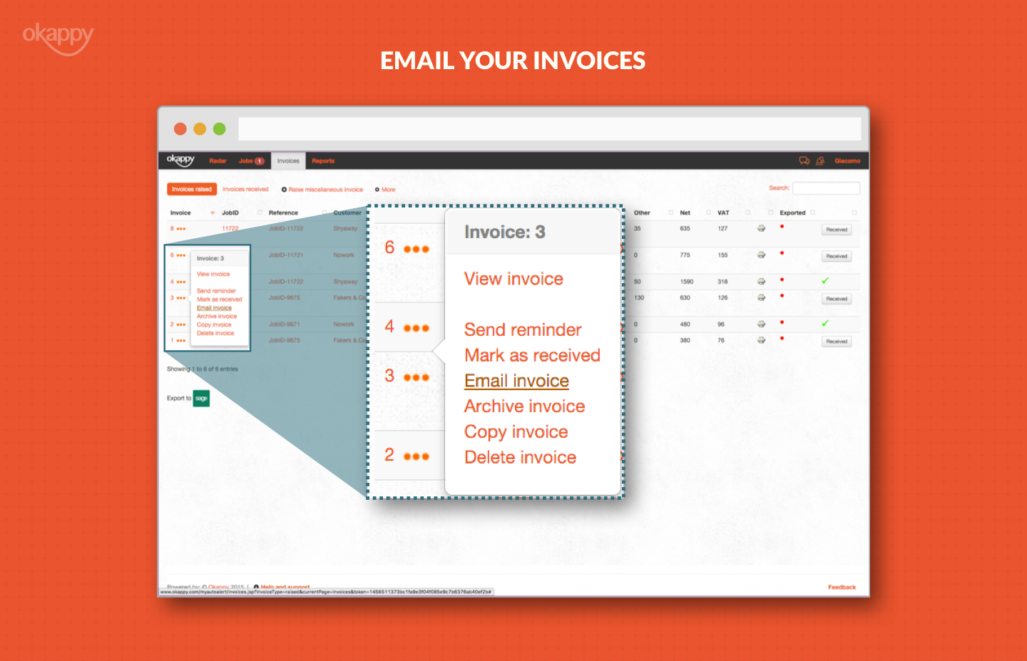invoicing-email